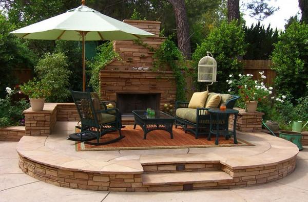 Backyard Patio Designs Ideas Pictures amp DIY Plans